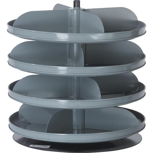 Rotating Storage Bin Unit