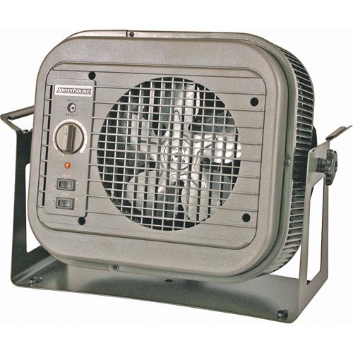 Fan-forced Portable Unit Heater