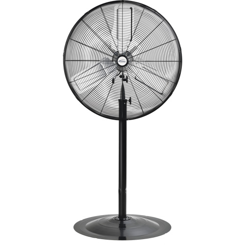 Non-Oscillating Pedestal Fan