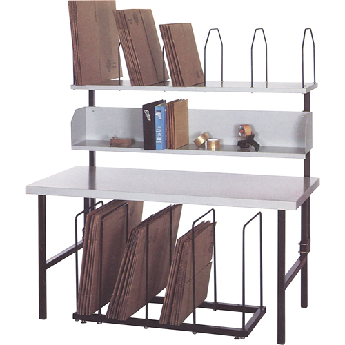 Economy Packaging & Shipping Station Components - Workbench