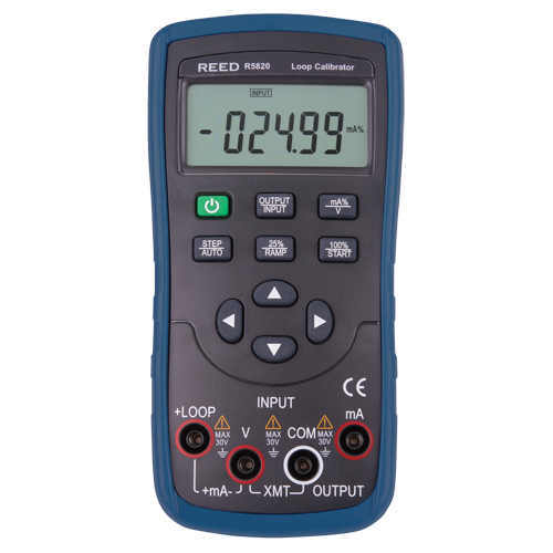 Calibrators, Controllers and Recorders
