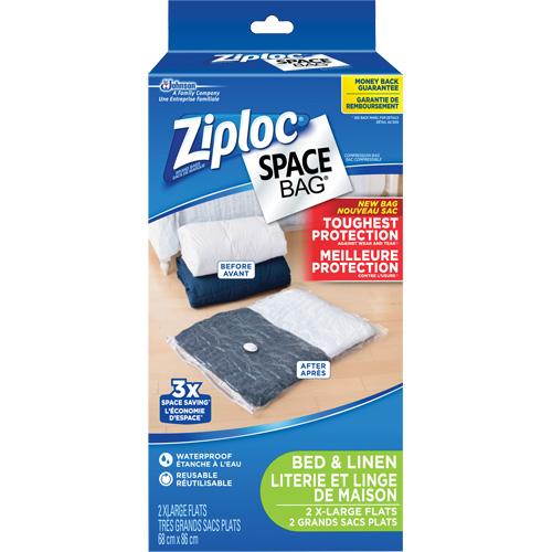 Ziploc® Space Bag® Storage Bags
