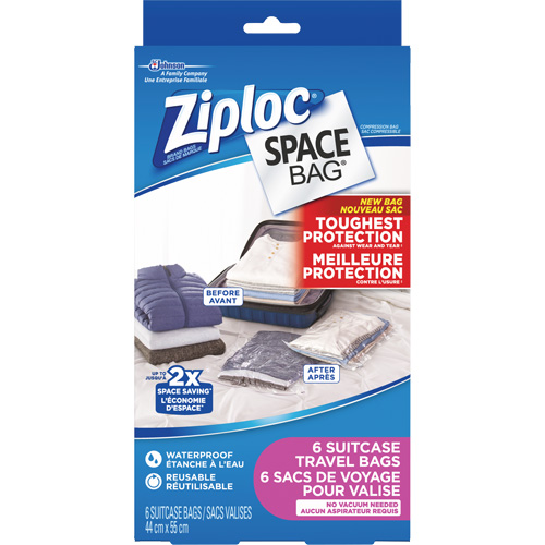 Ziploc® Space Bag® Travel Bags