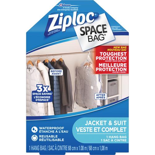 Ziploc® Space Bag® Hanging Bag