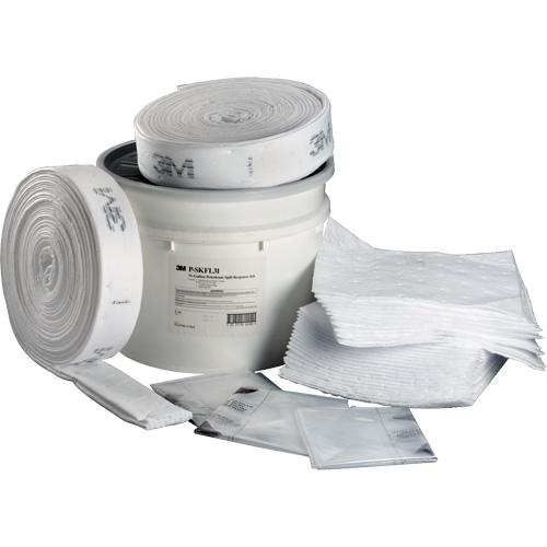 Petroleum Sorbent Spill Kit