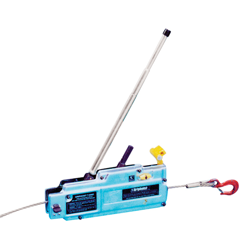 Manual Wire Rope Hoist