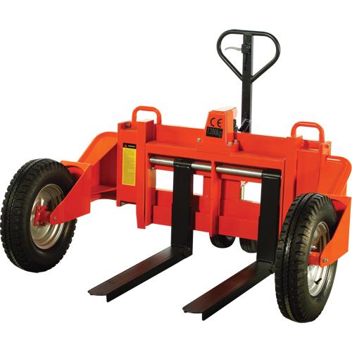 All Terrain Pallet Truck