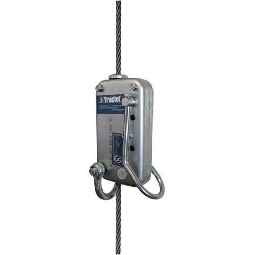 Wire Rope Hoist Safety Device
