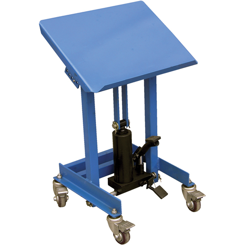 Hydraulic Work Positioner