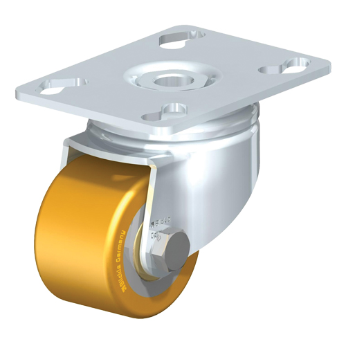 Low-Profile Polyurethane Elastomer Caster MO720 | Office Plus