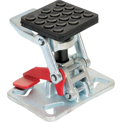 Heavy-Duty Adjustable Height Floor Lock