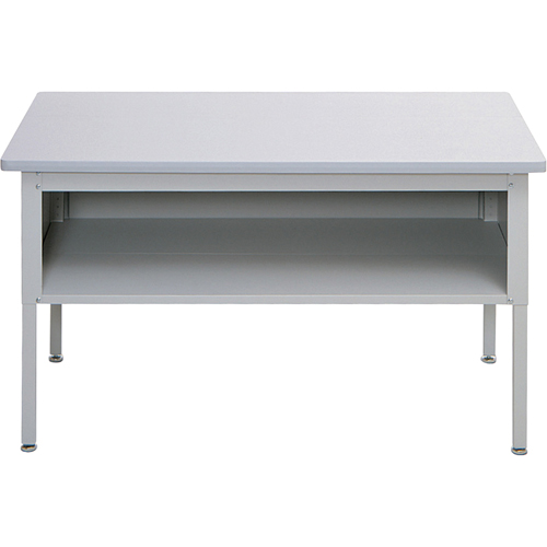 E-z Sort® Mailroom Furniture-sorting Tables With Shelf-base Table With Shelf