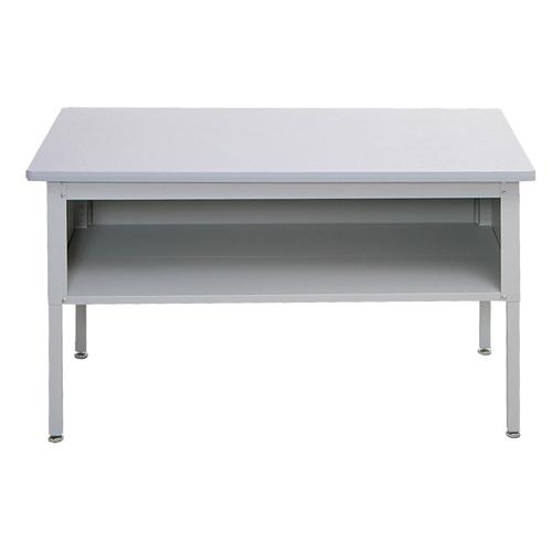 TABLE ADJUSTABLE HEIGHT;GRAY 60X30X36