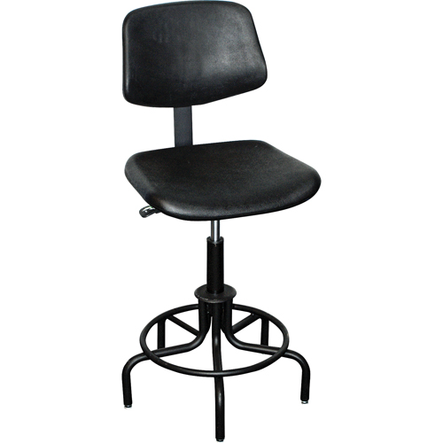 6000 Series Stool with Back OJ975 | Office Plus