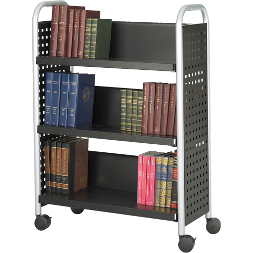 Scoot™ Book Carts