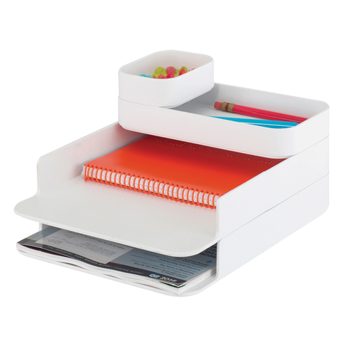 Jeu d'organiseurs empilables Safco OP864 | Office Plus