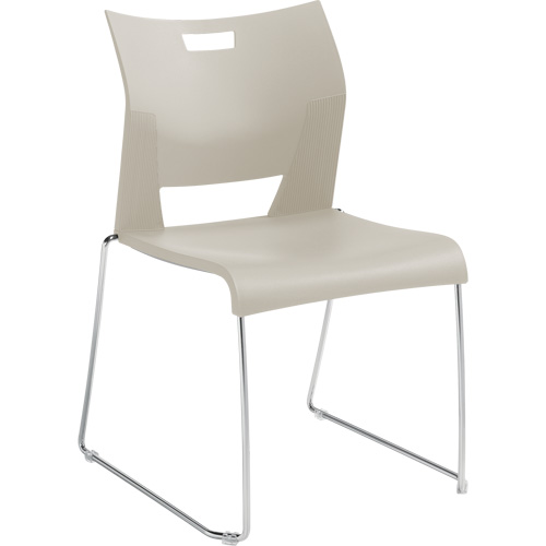 Chaise de formation sans bras Duet OQ779 | Office Plus