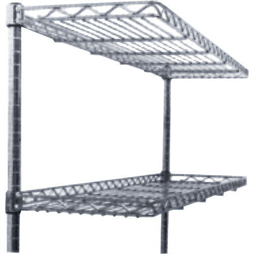 Post for Wire Shelf Unit