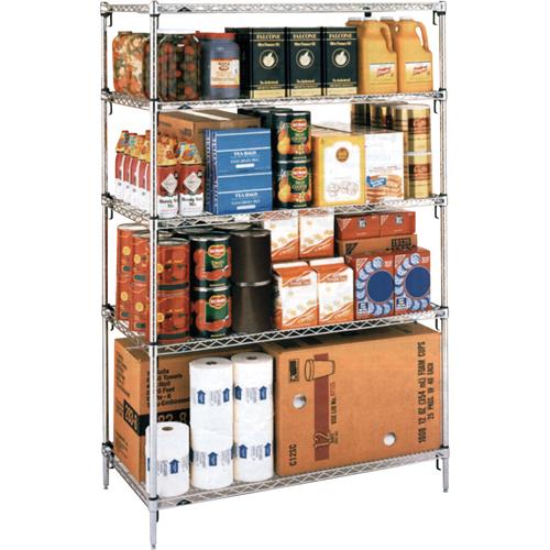 Shelf For Wire Shelf Unit