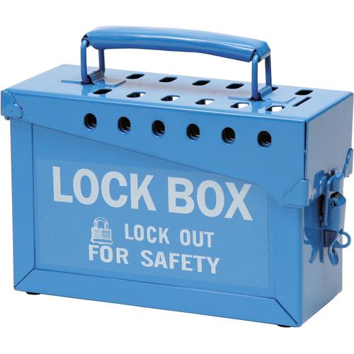 Lockout Lock Box