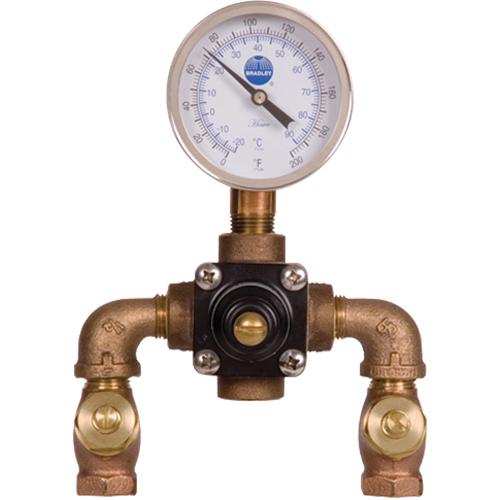 Emergency Eyewash & Shower Water Blending Systems