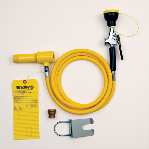 Hand-Held Drench Hoses