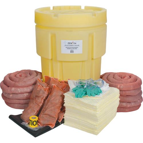 Hazardous Materials Spill Kit