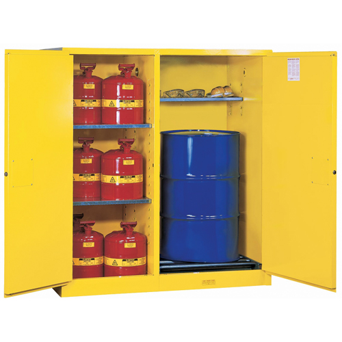 Sure-Grip® EX Double-Duty Safety Cabinets