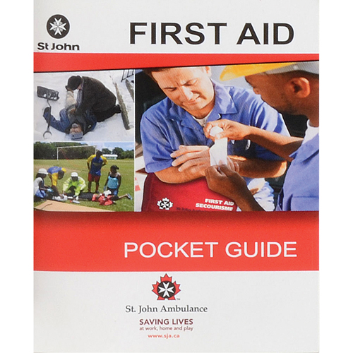 First Aid Training Materials