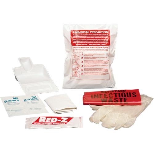 Fluid Spill Clean-Up Kit