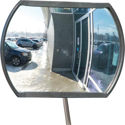 Roundtangular Mirror