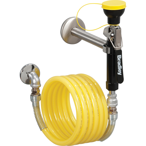 12' Wall Mounted Drench Hose