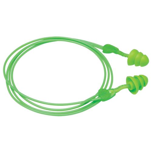 Glide® Trio Reusable Earplugs