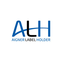 AIGNER LABEL HOLDER