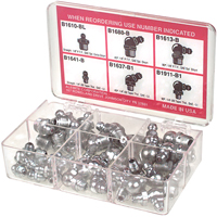 Pocket Pack Fitting Assortments AB826 | Office Plus