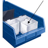 Shelf Bins - Bin Cups CB380 | Office Plus