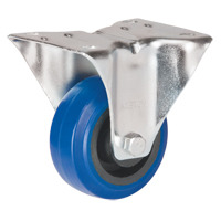 Blue Elastic Rubber Caster MO512 | Office Plus