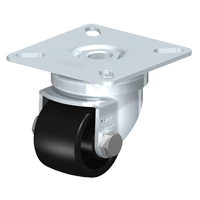 Low-Profile Nylon Caster MO716 | Office Plus