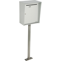 Collecting Boxes - Surface Mounted - Box with pedestal OG371 | Office Plus