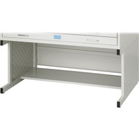 High Base for Facil™ Flat File Cabinets OJ920 | Office Plus