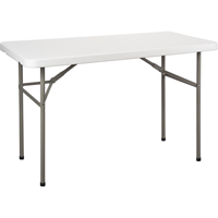 Tables pliantes en polyéthylène ON598 | Office Plus