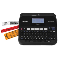 Brother® PT-D450 PC-Connectable Label Printers OP425 | Office Plus