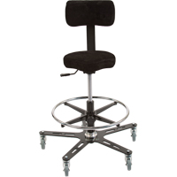 Chaise ergonomique de calibre soudage TF150 OP503 | Office Plus
