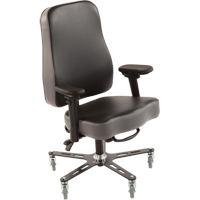 Chaise ergonomique de calibre industriel SYNERGO I OP510 | Office Plus