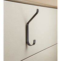 Safco® Magnetic Coat Hook OP882 | Office Plus