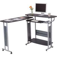 Scoot™ Standing Desk with Rotating Work Surface OQ707 | Office Plus