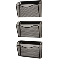 Rolodex<sup>®</sup> Mesh 3-Pack Hanging Wall Files OTC353 | Office Plus