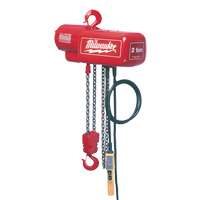 Electric Chain Hoist TEA071 | Office Plus