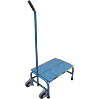 Tilt-N-Roll Step Stands VC335 | Office Plus