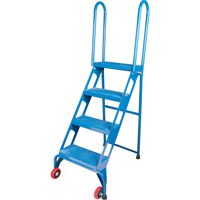 Portable Folding Ladders VC438 | Office Plus